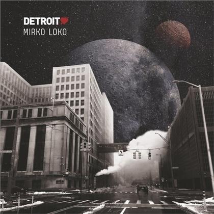 Mirko Loko - Detroit Love Vol. 4 (2 LPs + CD)