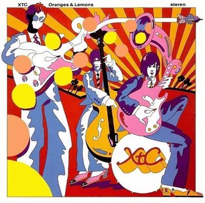 XTC - Oranges & Lemons (2020 Reissue, Panegyric, 2 LPs)