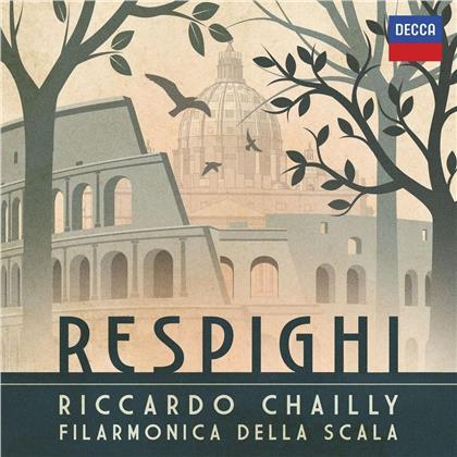 Riccardo Chailly, Filarmonica Della Scala & Ottorino Respighi (1879-1936) - Respighi