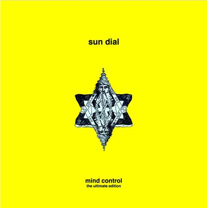 Sun Dial - Mind Control (2020 Reissue, Limited Edition, Colored, 2 LPs)