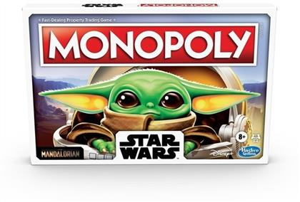 Monopoly - Star Wars: Baby Yoda