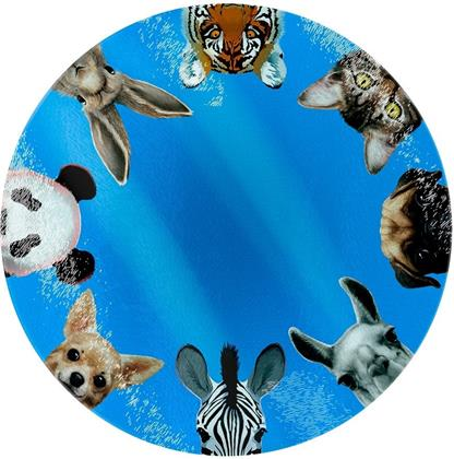 Inquisitive Creatures - Glass Chopping Board