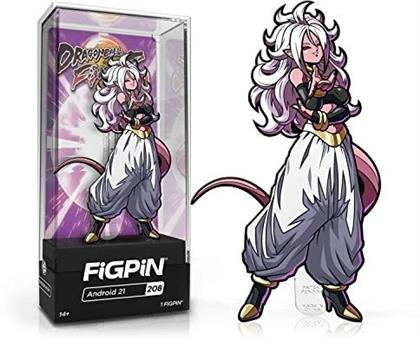 Dragon Ball Fighterz - Android 21 Figpin #208