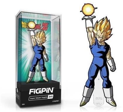 Dragon Ball Z - Super Saiyan Vegeta Figpin #341