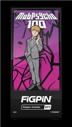 Mob Psycho - Reigen Arataka Figpin #377