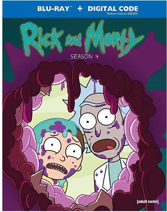 Rick and Morty - Season 4