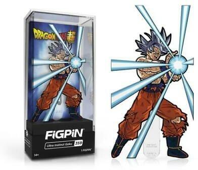 Dragon Ball Super - Ultra Instinct Goku Figpin #359
