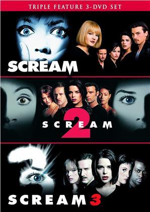 Scream 1-3 (3 DVDs)