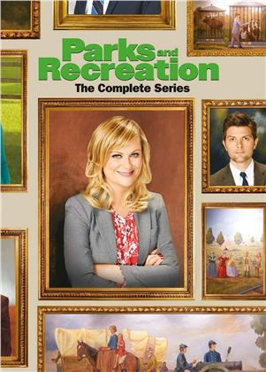Parks and Recreation - The Complete Series (Repackaged, 20 DVDs)