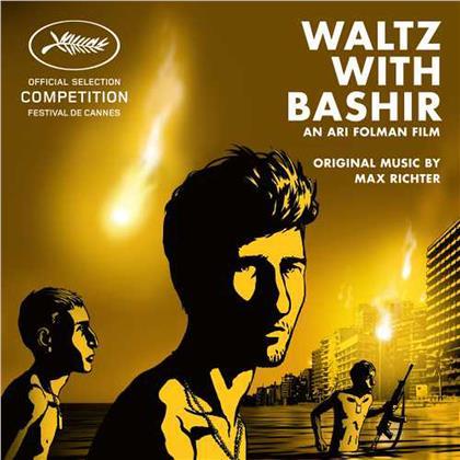 Max Richter - Waltz With Bashir/Valse Avec Bachir - OST (LP)