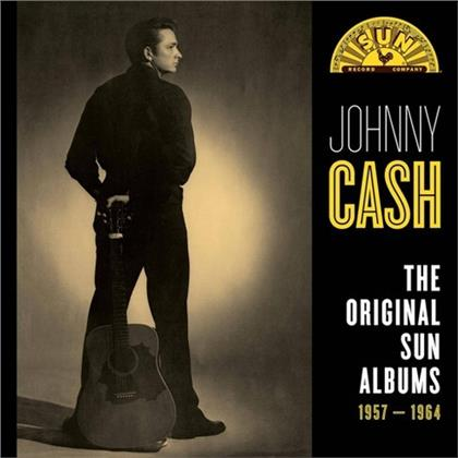 Johnny Cash - Original Sun Albums 1957-1964 (Charly Records, 8 CDs)