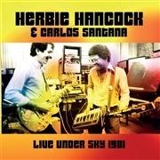 Herbie Hancock & Carlos Santana - Live Under The Sky '81 (2 CDs)