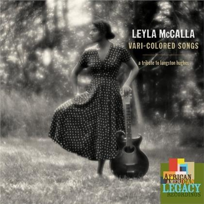 Leyla McCalla - Vari Colored Songs - A Tribute To Langston Hughes (2020 Reissue, LP)