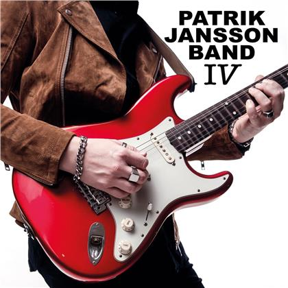 Patrik Jansson Band - IV (Digipack)