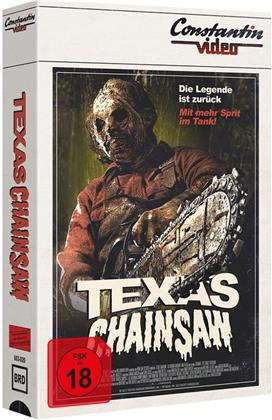 Texas Chainsaw (2003) (VHS Retro Edition, Tape Edition, Limited Edition, Unrated)