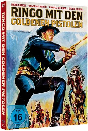 Ringo mit den goldenen Pistolen (1966) (Edizione Limitata, Mediabook, Uncut, Blu-ray + DVD)