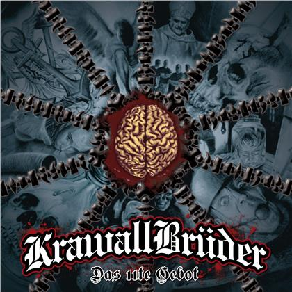 Krawallbrüder - Das 11te Gebot (2020 Reissue, Limited Edition, Yellow Vinyl, LP)