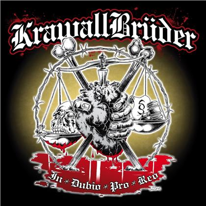 Krawallbrüder - In Dubio Pro Reo (2020 Reissue, Limited Edition, Green Vinyl, LP)