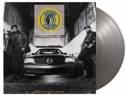 Pete Rock & C.L. Smooth - Mecca & The Soul Brother (2020 Reissue, Music On Vinyl, Limited Edition, Silver Vinyl, 2 LPs)