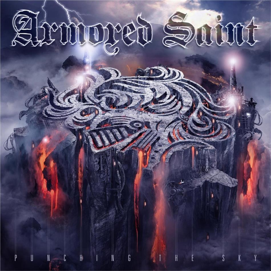 Armored Saint - Punching The Sky (2 LP)