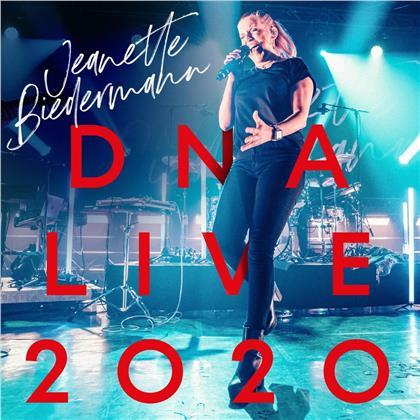 Jeanette Biedermann - DNA - Live (2 CDs + DVD)