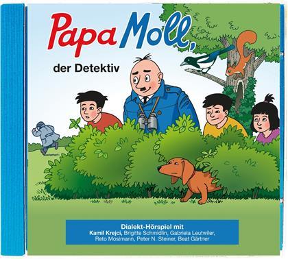 Papa Moll - Papa Moll der Detektiv
