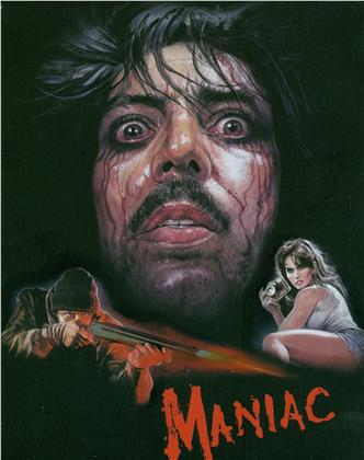 Maniac (1980) (Director's Cut, Limited Edition, Steelbook, Uncut, 3 Blu-rays)