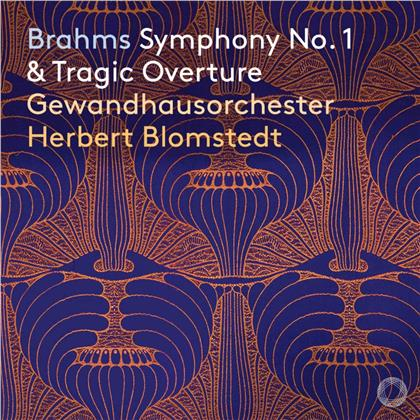 Herbert Blomstedt, Gewandhaus Orchester Leipzig & Johannes Brahms (1833-1897) - Symphony No.1 & Tragic Overture