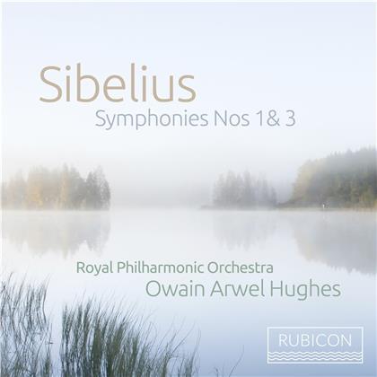 Royal Philharmonia Orchestra & Jean Sibelius (1865-1957) - Symphonies Nos. 1 & 3