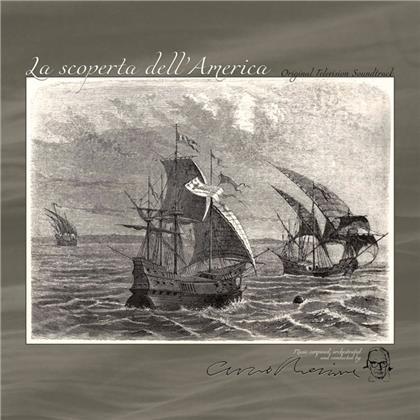 Ennio Morricone (1928-2020) - Alla Scoperta Dell'Ameica - OST (2020 Reissue, Music On Vinyl, Limited Edition, Colored, LP)