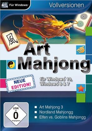 Art Mahjongg für Windows 10 Neue Edition