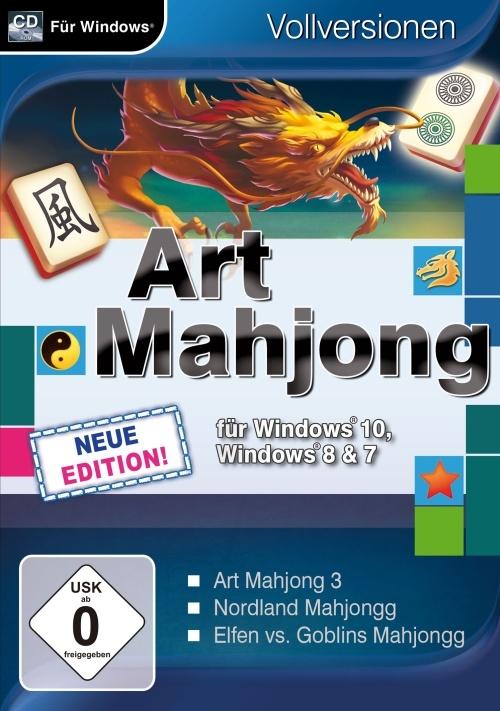 Art Mahjongg für Windows 10 Neue Edition