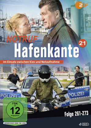 Notruf Hafenkante - Folgen 261-273 (4 DVDs)