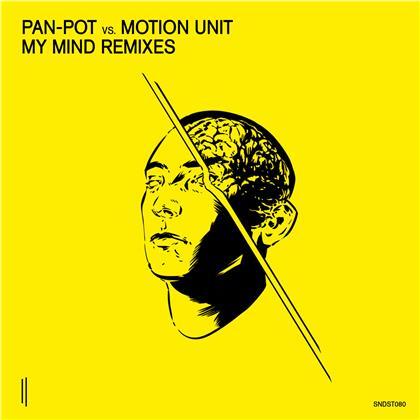 Pan-Pot vs. Motion Unit - My Mind Remixes (LP)