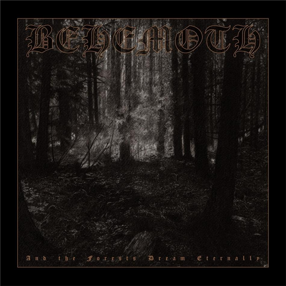 Behemoth - And The Forests Dream Eternally (2020 Reissue, 2 LPs)