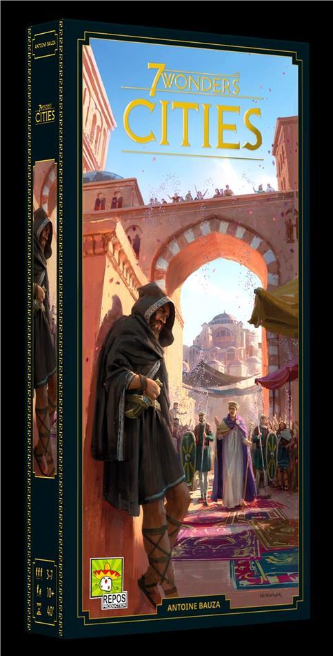 7 Wonders: Cities - 2. Erweiterung