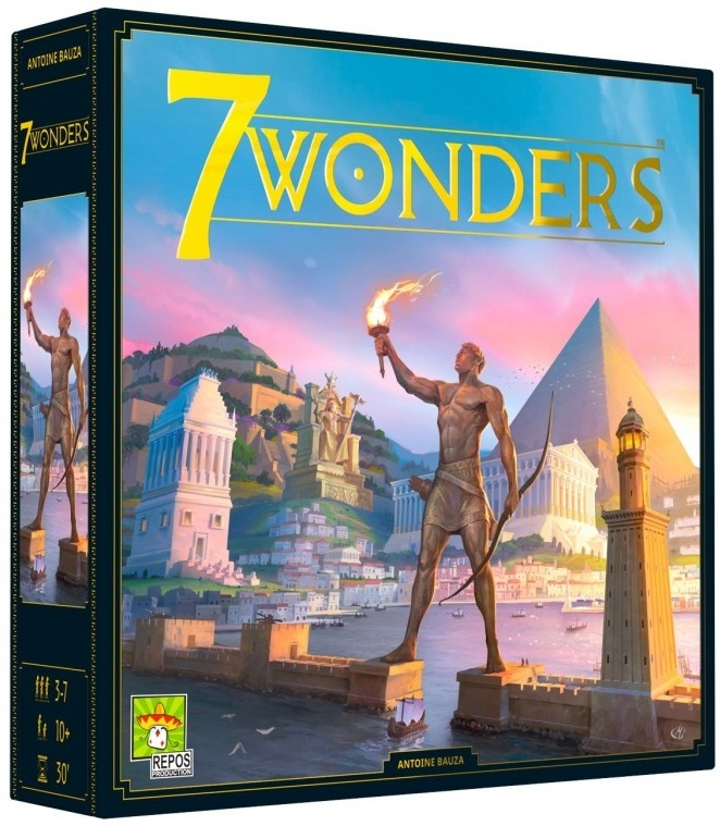 7 Wonders - neues Design (Spiel)