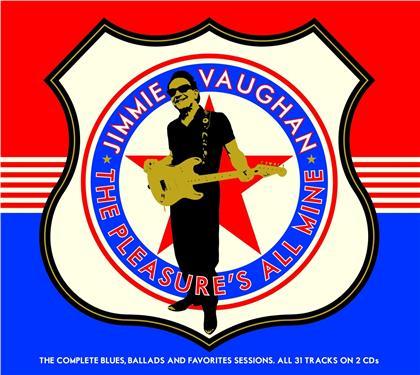 Jimmie Vaughan - Pleasure's All Mine (2 CDs)
