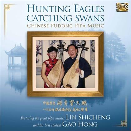 Lin Shicheng & Gao Hong - Hunting Eagles Catching Swans - Chines Pudong Pipa Music
