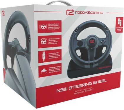 ready2gaming Nintendo Switch Racing Wheel