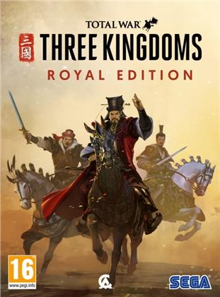 Total War - Three Kingdoms Royal Edition