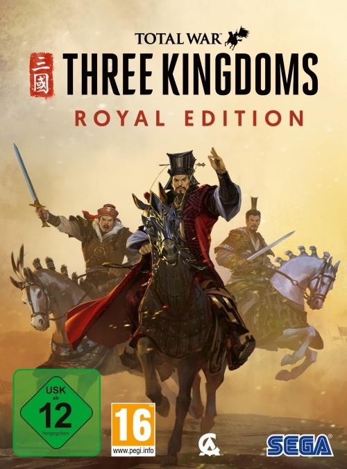 Total War - Three Kingdoms Royal Edition