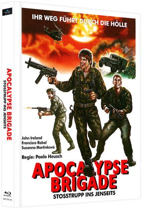Apocalypse Brigade - Stosstrupp ins Jenseits (1968) (Cover B, Limited Edition, Mediabook, 2 Blu-rays)