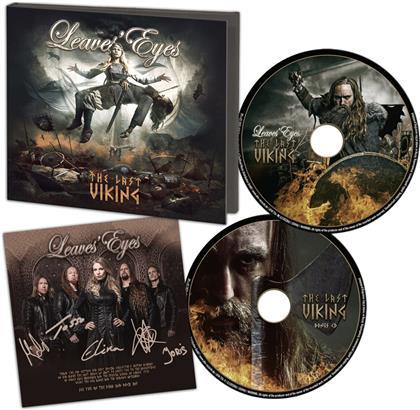 Leaves' Eyes - The Last Viking (Collectors Edition, Edizione Limitata, 2 CD)