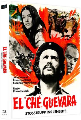 "El ""Ché"" Guevara - Stosstrupp ins Jenseits (1968) (Cover C, Limited Edition, Mediabook, 2 Blu-rays)"