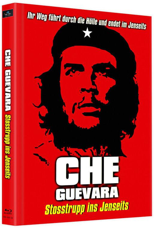 Che Guevara - Stosstrupp ins Jenseits (1968) (Cover E, Limited Edition, Mediabook, 2 Blu-rays)