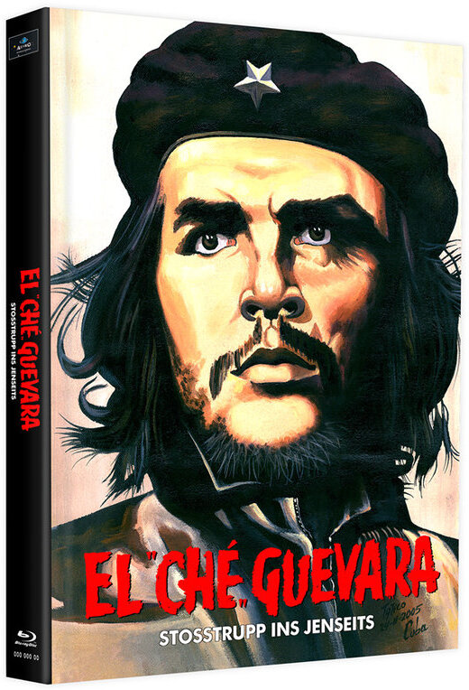 "El ""Ché"" Guevara - Stosstrupp ins Jenseits (1968) (Cover F, Limited Edition, Mediabook, 2 Blu-rays)"