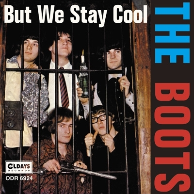 The Boots - But We Stay Cool (Japan Edition, Mini LP Sleeve)