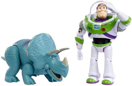 Toy Story 4: Buzz Lightyear & Trixie