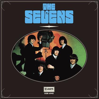 The Sevens - --- (Japan Edition, Mini LP Sleeve)